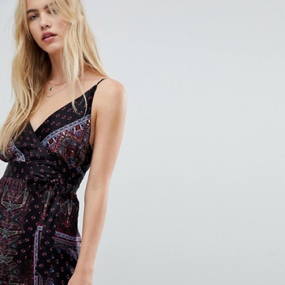 aed5bb4d1876 Free people cabbage rose jumpsuit